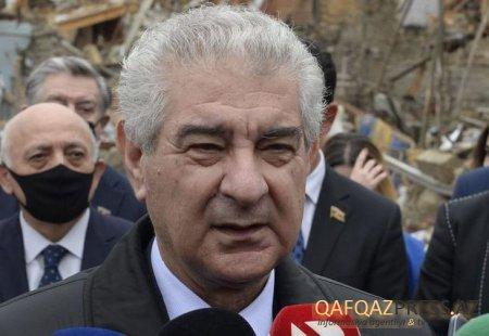 """Əli Əhmədov: """"Azərbaycan xalqı və ordusu düşmənə ən ağır cəza verəcək"""""""
