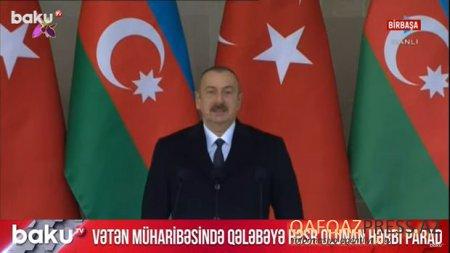 """Ali Baş Komandan: """"Ermənistan ordusu artıq, demək olar ki, yoxdur"""""""
