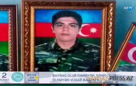"""Şəhid anası: """"Qapı döyüləndə deyirəm ki, balamdır"""" - VİDEO"""