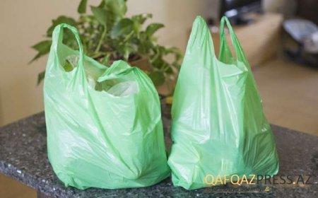 Polietilen torbalarla bağlı YENİ QƏRAR