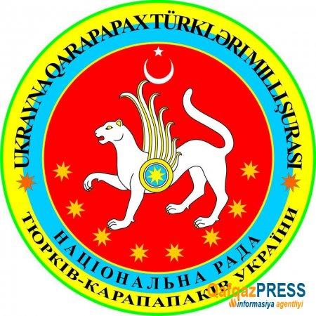 Ukrayna Qarapapaq Türkləri Milli Şurasının 2-ci Qurultayı keçiriləcək